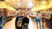 Wycieczka do Sandomierza i Muzeum Bombki Choinkowej w Nowej Dębie_8